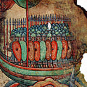 Norman Soldiers 11th Century Poster