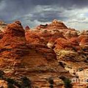 North Coyote Buttes Arizona Poster