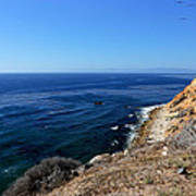 North From Palos Verdes Poster
