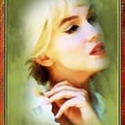 Nostalgic Beauty Poster