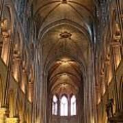 Notre Dame Paris France 3 Poster