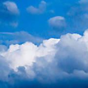 November Clouds 007 Poster