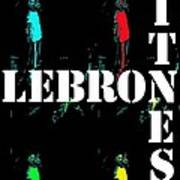 Now Witness Lebron James Poster