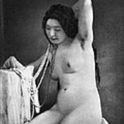 Nude Posing, C1850 Poster