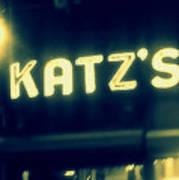 Nyc's Famous Katz's Deli Poster