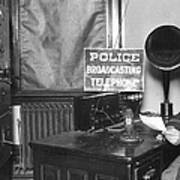 Nypd Radio Station, Wlaw Poster