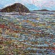 Oak Bay - Low Tide Poster