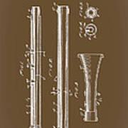Oboe Patent 1931 Poster