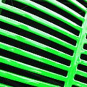 Observe Green Poster