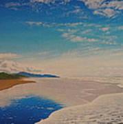 Ocean Beach Poster