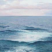 Ocean By Jan Matson Poster