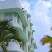Ocean Drive Hotel Poster