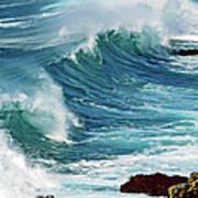 Ocean Majesty Poster