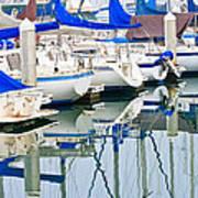 Oceanside Harbor 2 Poster