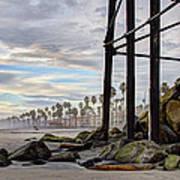 Oceanside Pier Poster