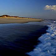 Ocracoke Surf Poster