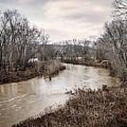 Ohio Brush Creek Poster
