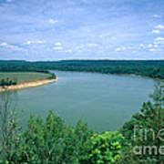 Ohio River Poster