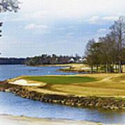Old Carolina Golf Club Poster
