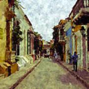 Old Cartagena 1 Poster