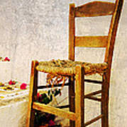 Old Chair Poster