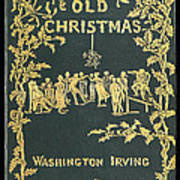 Old Christmas Poster