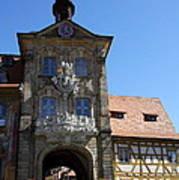 Old City Hall - Bamberg Poster