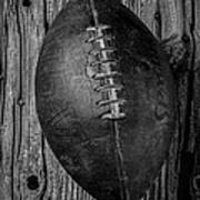 Old Football Poster