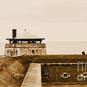 Old Fort Niagara North Redoubt Poster