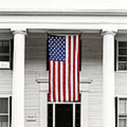Old Glory Est. 1776 Poster