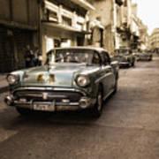 Old  Havana  Street Poster
