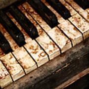 Old Keys Poster