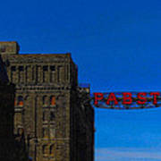 Old Pabst Brewery Poster