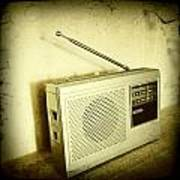 Old Radio Poster