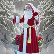 Old Saint Nick Poster