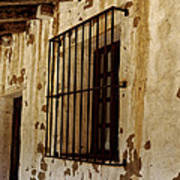 Old Spanish Mission Poster