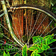 Old Spokes Poster