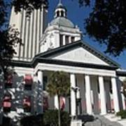 Old State Capitol - Florida Poster