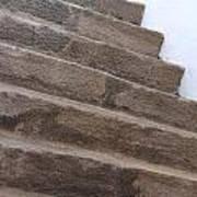 Old Steps Poster