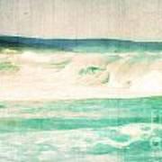 Old Surf Poster