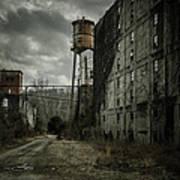 Old Taylor Distillery Poster