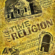 Old Time Religion Poster