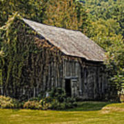 Old Vermont Barn Poster