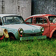 Old Volks Home Poster
