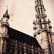 Old World Grand Place Poster