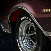 Olds 442 Poster