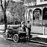 Oldsmobile, 1907 Poster