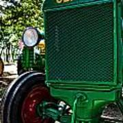 Oliver Tractor Poster