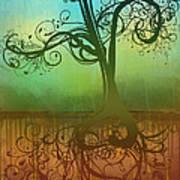 Omid Poster by Ryan Burton