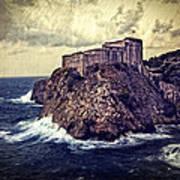 On The Rock - Dubrovnik Poster